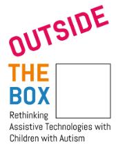 Outside the box caption outside a rectangle